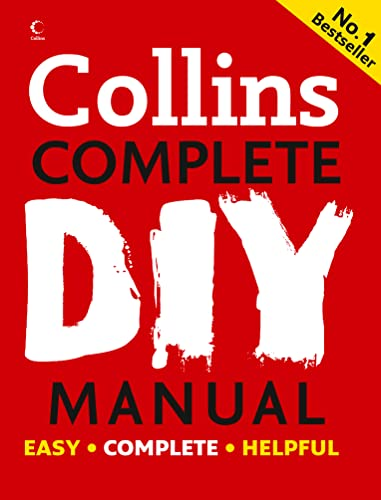 Collins Complete DIY Manual from HarperCollins Publishers
