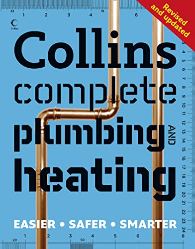 Collins Complete Plumbing and Central Heating from HarperCollins Publishers