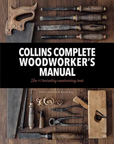 Collins Complete Woodworker's Manual from Collins