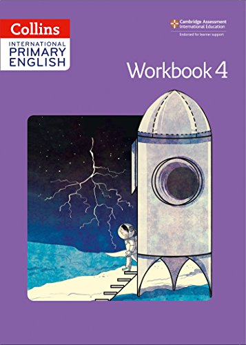 Collins Cambridge International Primary English - International Primary English Workbook 4 from Collins