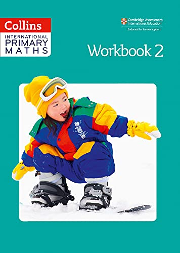 Collins International Primary Maths – Workbook 2 from Collins