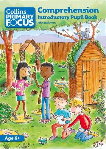 Collins Primary Focus – Comprehension: Introductory Pupil Book from HarperCollins UK