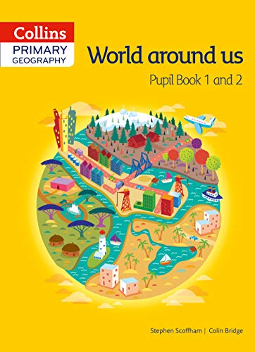 Collins Primary Geography Pupil Book 1 and 2 (Primary Geography) from HarperCollins UK