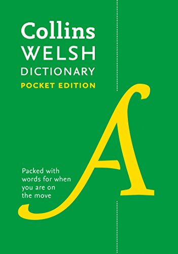 Collins Spurrell Welsh Dictionary Pocket Edition: Trusted support for learning, in a handy format from Collins