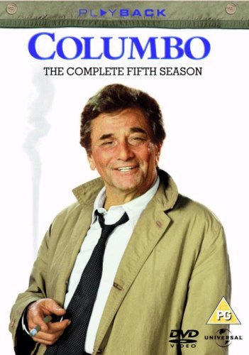Columbo: Series 5 [DVD] from Universal/Playback
