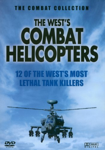 Combat - The West's Combat Helicopters [DVD] from Boulevard