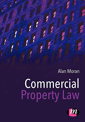 Commercial Property Law (Law Textbooks Series) from Sage Publications Ltd