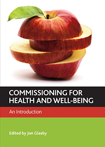 Commissioning for health and well-being: An Introduction from Policy Press
