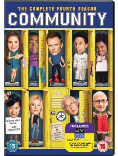 Community - Season 4 [DVD] from Sony Pictures Home Entertainment