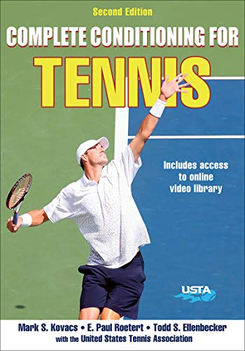 Complete Conditioning for Tennis, 2nd Edition (Complete Conditioning for Sports) from Human Kinetics Australia P/L