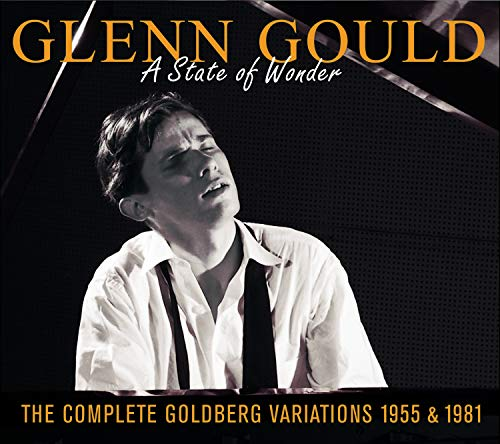 Complete Goldberg Variations: A State of Wonder from Sony Classical