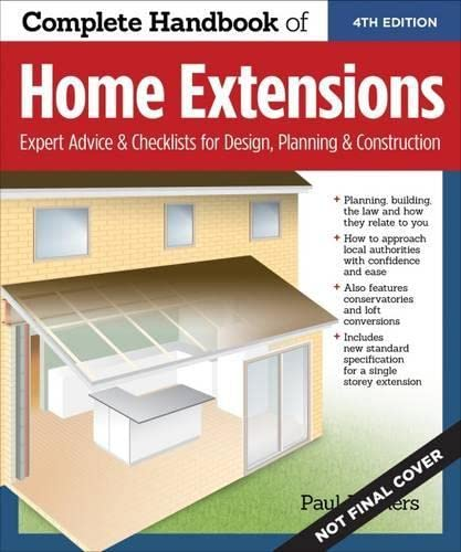 Complete Handbook of Home Extensions from IMM Lifestyle