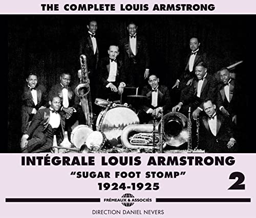 Complete Louis Armstrong Vol.2 1924-1925 from Fremeaux
