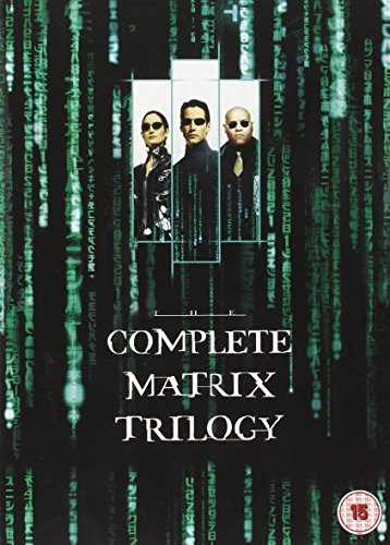 Complete Matrix Trilogy [Blu-ray] [1999] [Region Free] from Warner Home Video