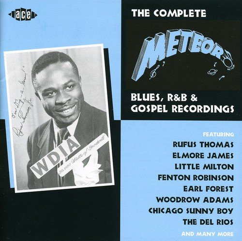Complete Meteor Blues R&B & Gospel Recordings