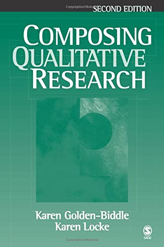Composing Qualitative Research from SAGE Publications, Inc