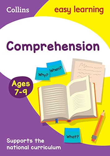Comprehension Ages 7-9: New Edition (Collins Easy Learning KS2) from Collins