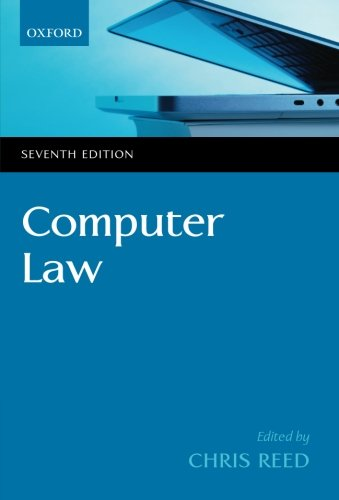 Computer Law from Oxford University Press, USA