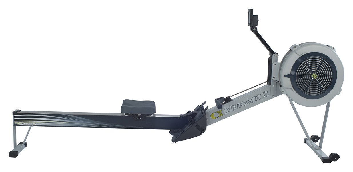 Concept2 Model D Indoor Rower Machine PM5 Grey from concept2
