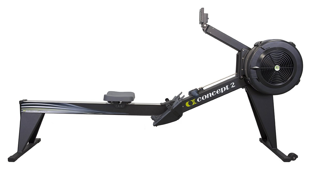 Concept2 Model E Indoor Rower with PM5 Monitor - Black from concept2