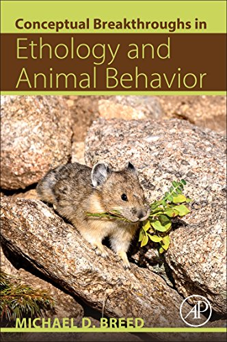 Conceptual Breakthroughs in Ethology and Animal Behavior from Academic Press