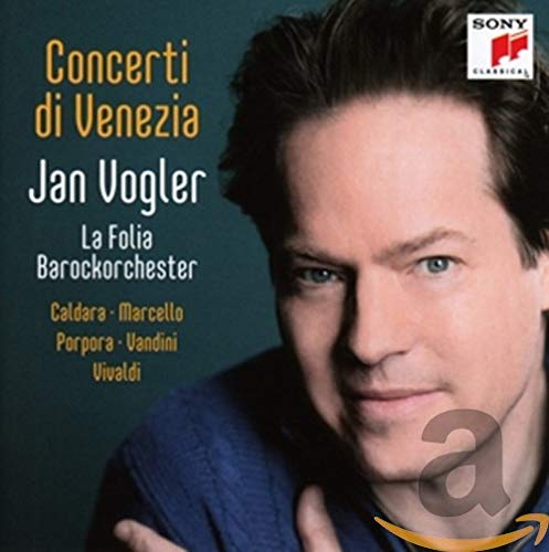 Concerti di Venezia from SONY CLASSICAL