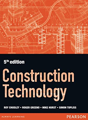 Construction Technology 5th edition from Heinemann