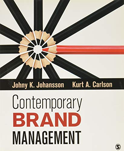 Contemporary Brand Management from SAGE Publications, Inc