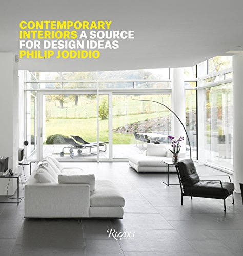 Contemporary Interiors: A Source of Design Ideas from Rizzoli International Publications