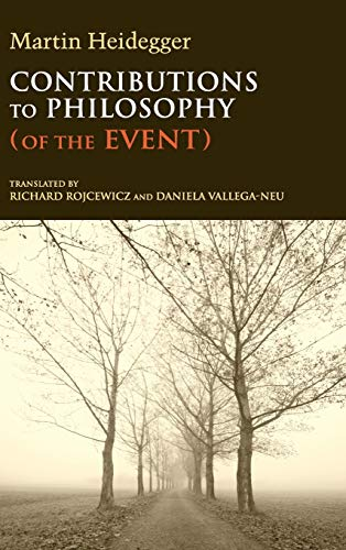 Contributions to Philosophy: Of the Event (Studies in Continental Thought) from Indiana University Press (IPS)