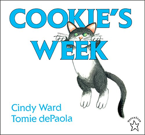 Cookie's Week from Puffin Books