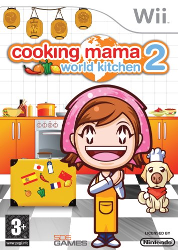Cooking Mama 2: World Kitchen (Nintendo Wii) from 505 Games