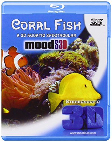 Coral Fish (2D/3D Blu-Ray) from Cornerstone Media
