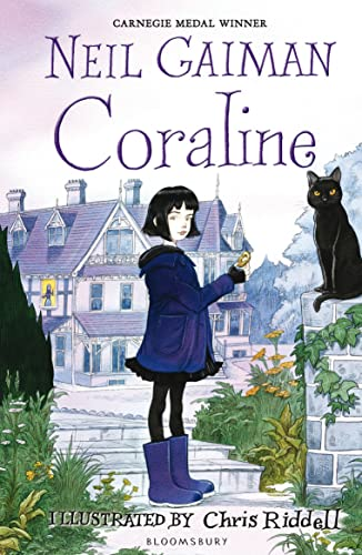 Coraline from Bloomsbury Children's Books