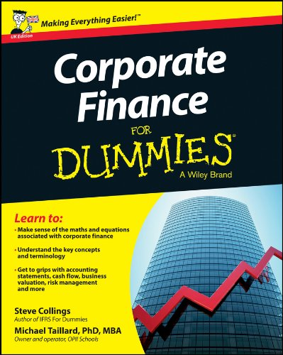 Corporate Finance For Dummies - UK from John Wiley & Sons