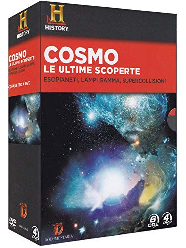 Cosmo (4 Dvd) [Italian Edition] from History Channel