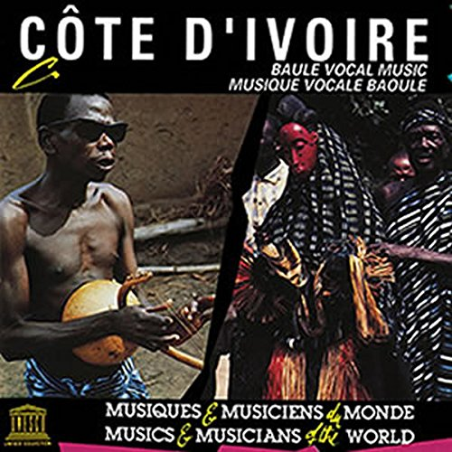 Cote D'Ivoire - Baule Vocal Music