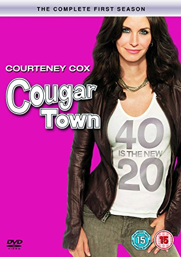 Cougar Town - Season 1 [DVD] from Walt Disney Studios Home Entertainment