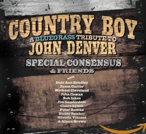 Country Boy: a Bluegrass Tribute to John Denver from COMPASS