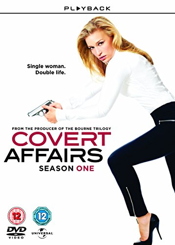 Covert Affairs - Season 1 [DVD] from Universal/Playback