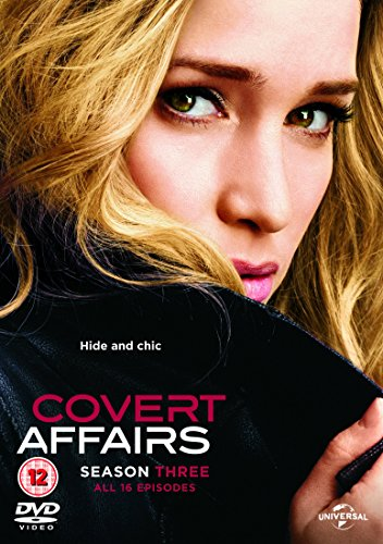 Covert Affairs: Season 3 [DVD] from Universal/Playback