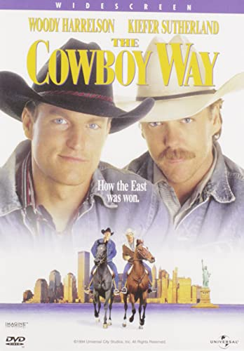 Cowboy Way [DVD] [1994] [Region 1] [US Import] [NTSC] from Universal Home Video