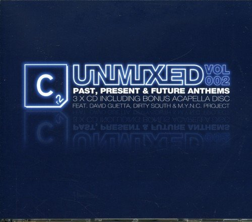 Cr2 Unmixed Vol 2