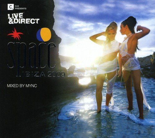 Cr2 presents Live & Direct: Space Ibiza 2009 - Mixed by MYNC (2CD & DVD)
