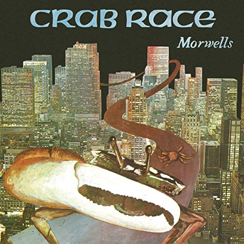 Crab Race [VINYL] from Burning Sounds