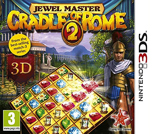 Cradle of Rome 2 (Nintendo 3DS) from Mastertronic Ltd