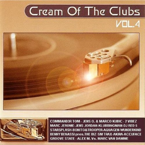 Cream Of The Clubs Vol. 4