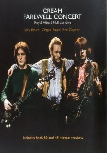 Cream: Farewell Concert [DVD] from Bmg