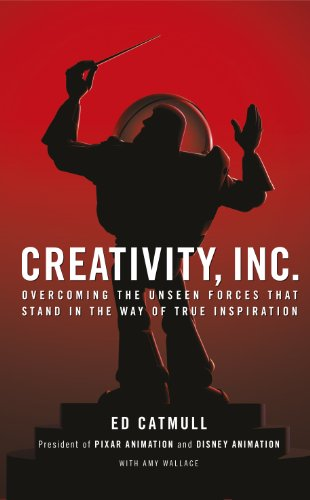 Creativity, Inc.: Overcoming the Unseen Forces That Stand in the Way of True Inspiration from Transworld Publishers Ltd