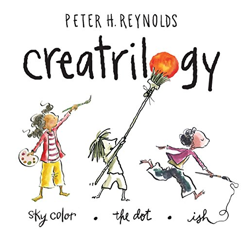 Creatrilogy from Candlewick Press (MA)